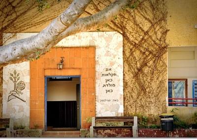 בית הספר החקלאי