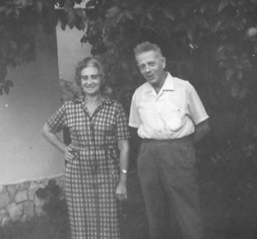 בני הזוג רוזנתלר