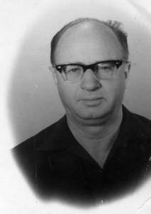 בנימין שרון ראש המועצה פרדס חנה ופרדס חנה-כרכור 1950-1972