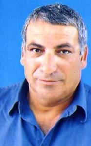 אורי מנג'ם ראש מועצה פרדס חנה-כרכור 2001-2003